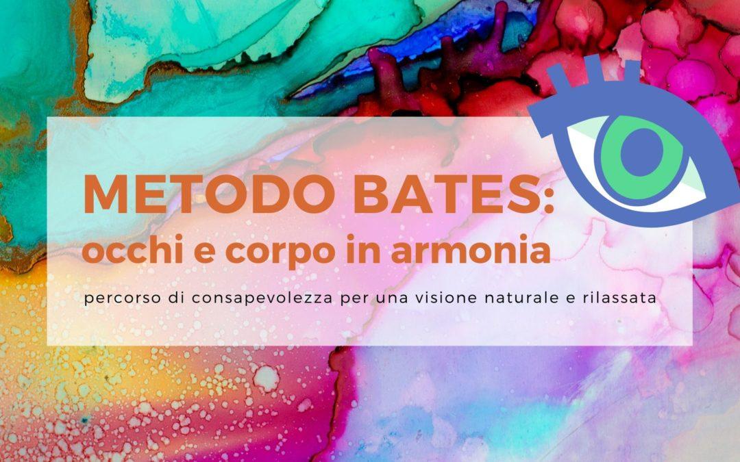 METODO BATES, 5 aprile 2020